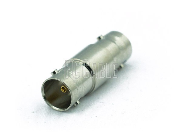 75 Ohm BNC Female To 75 Ohm BNC Female Adapter