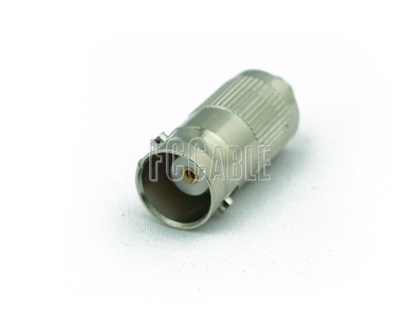 BNC Female To MCX Jack Adapter