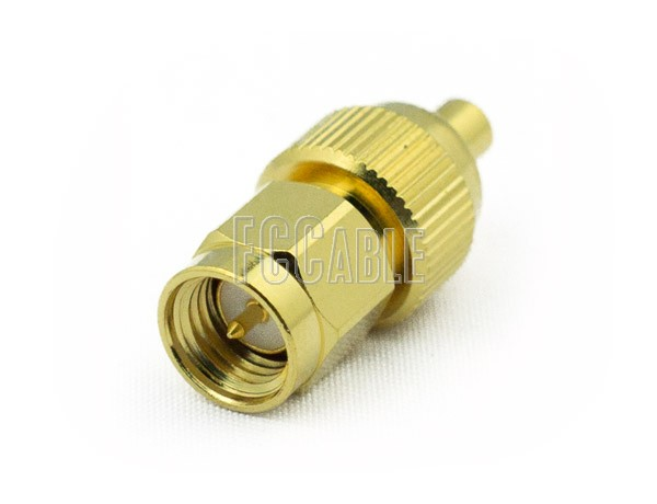 MMCX Jack To SMA Male Adapter