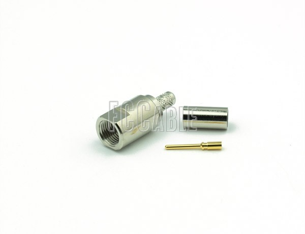 FME Plug Connector CRIMP For RG58, RG141, RG303, LMR195, B7806A