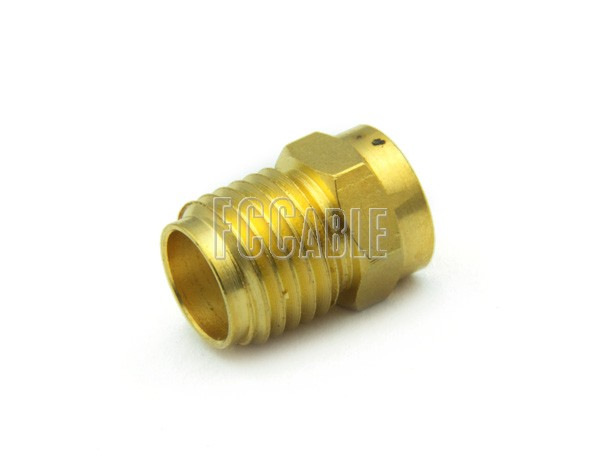 Sma Female 50-Ohm Precision Termination DC-12.4GHz 0.5-Watt Max.VSWR=1.17:1