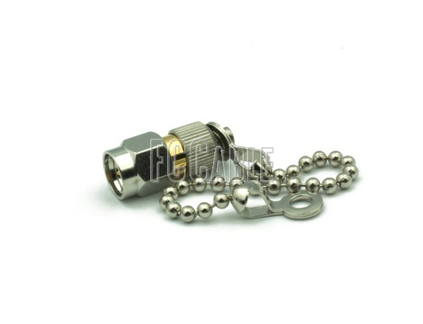Sma Male 50-Ohm Precision Termination DC-12.4GHz 0.5-Watt Max.VSWR=1.17:1 With Chain